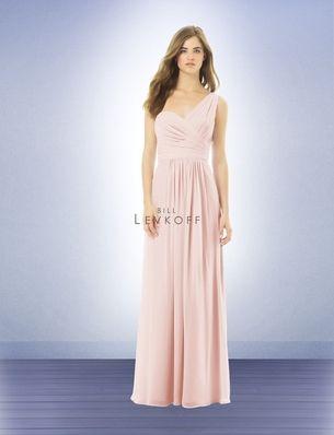 Bridesmaid Dress Style 492 - Bridesmaid Dresses by Bill Levkoff ...