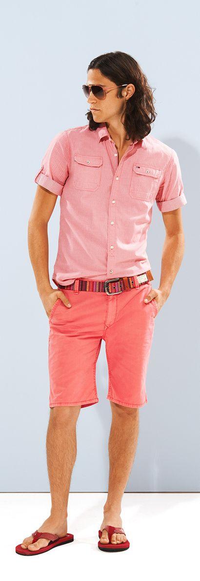vêtements Tommy Hilfiger pour hommes / men's Tommy Hilfiger clothing