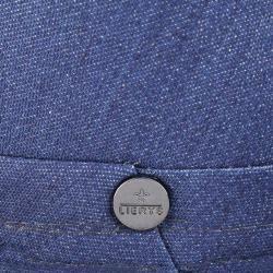 Photo of Lierys Payato Jeans Denim Trilby Hut Baumwollhut Stoffhut Sommerhut Sonnenhut Fedora LierysLierys