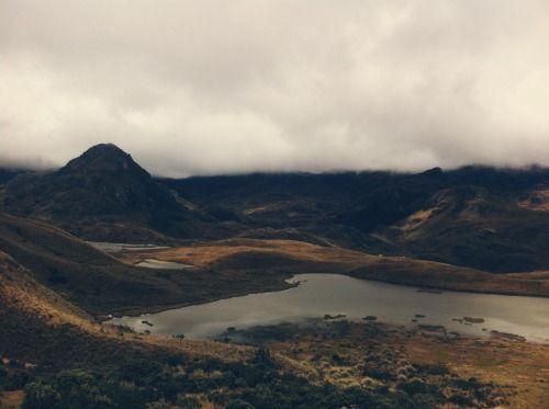The highlands…