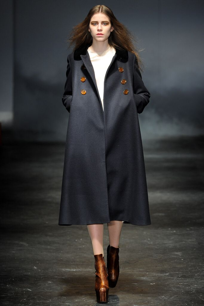 CHARLES ANASTASE Fall 2011 by Valentine Fillol Cordier