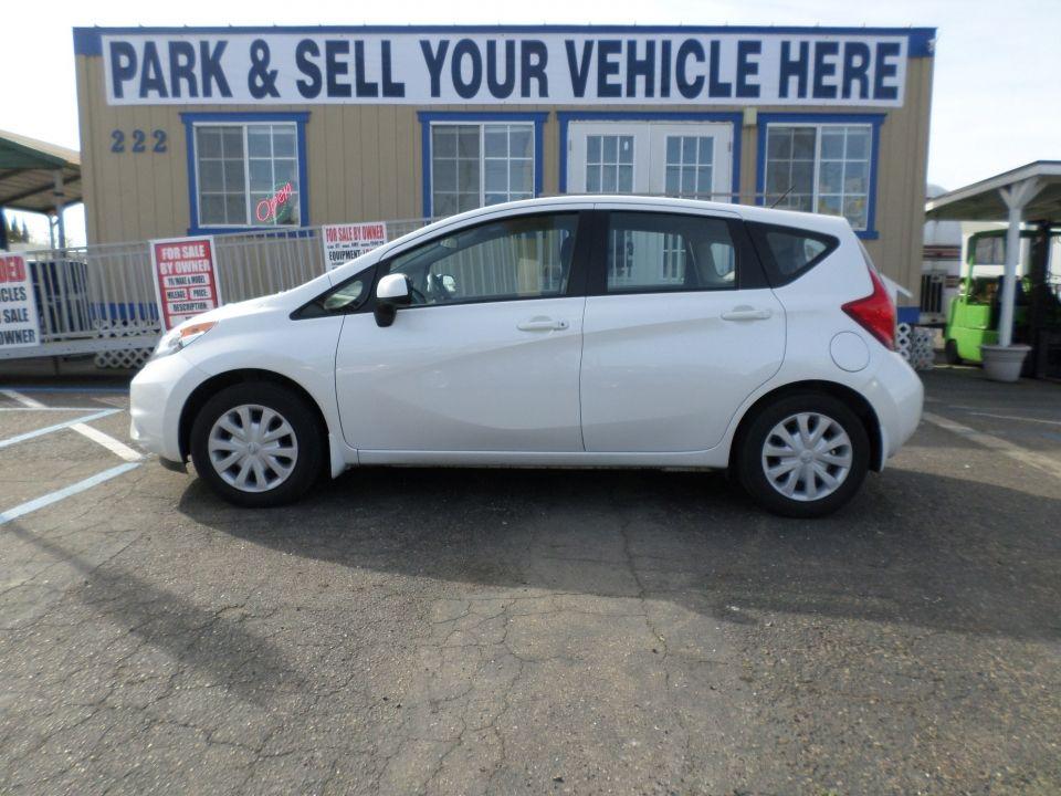 Car For Sale 2014 Nissan Versa Note S Plus Hatchback In Lodi Stockton Ca Nissan Versa Hatchback Nissan