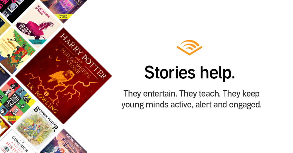 blogger.com: audible kids books free