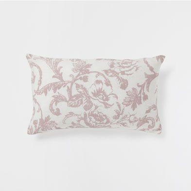 coussins d coration zara home france chambre sindbad rose poudr pinterest zara. Black Bedroom Furniture Sets. Home Design Ideas