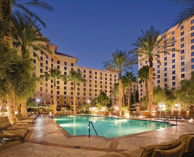 Wyndham Grand Desert Las Vegas Nv Hotel Reviews