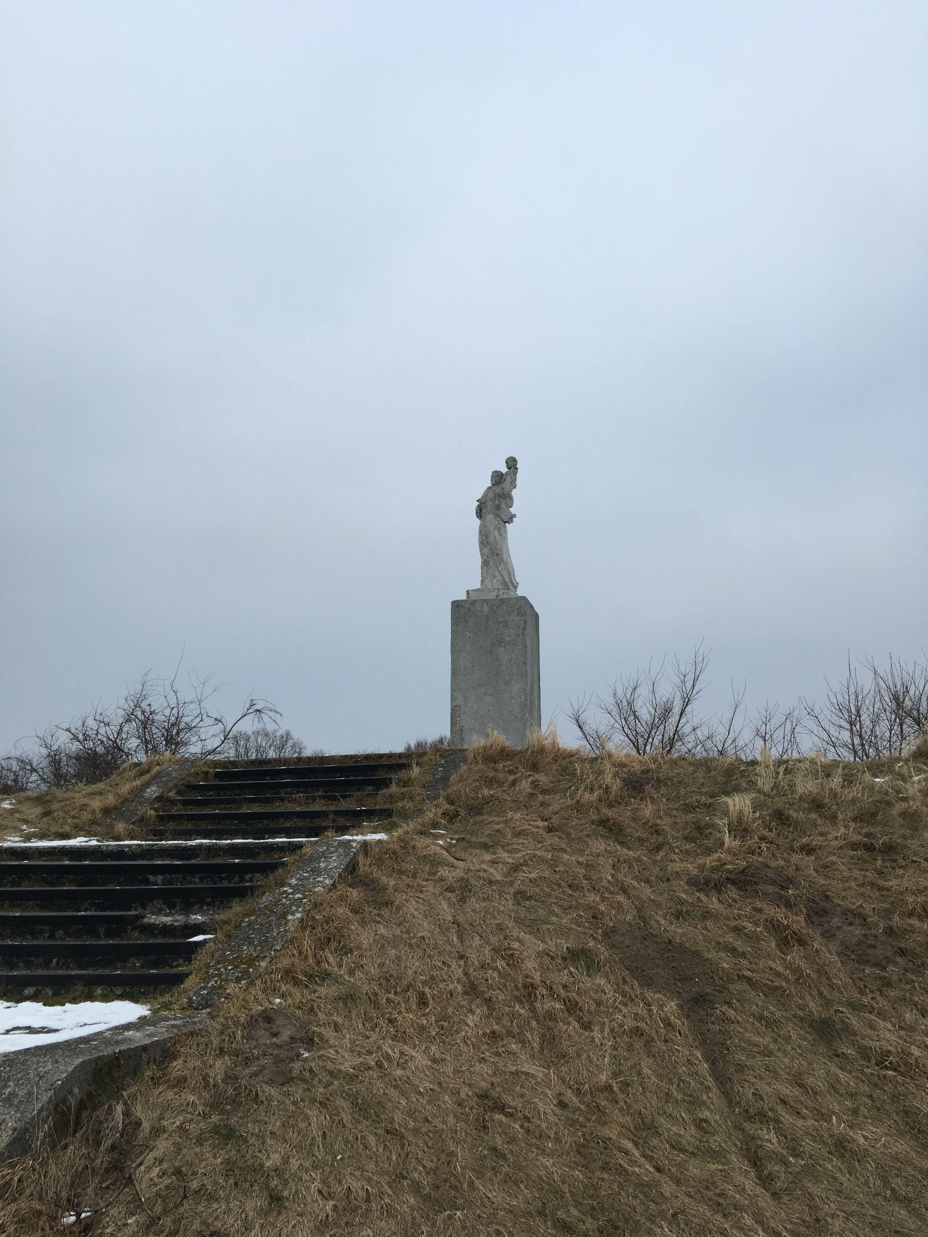 Памятник «Жена Моряка». Фото: Vladimir Shveda