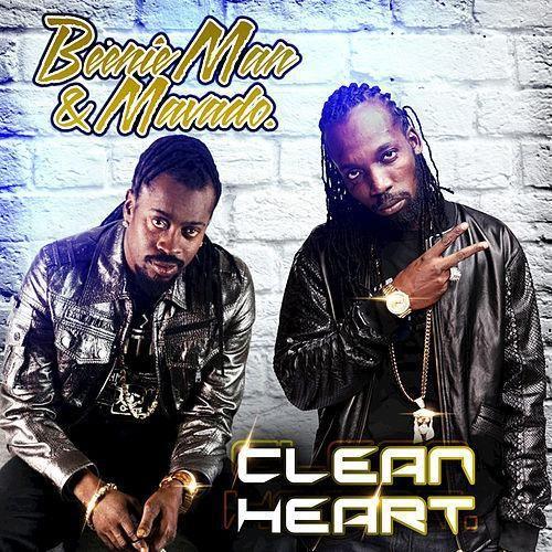 Beenie Man & Mavado - Clean Heart -| http://reggaeworldcrew.net/beenie-man-mavado-clean-heart/