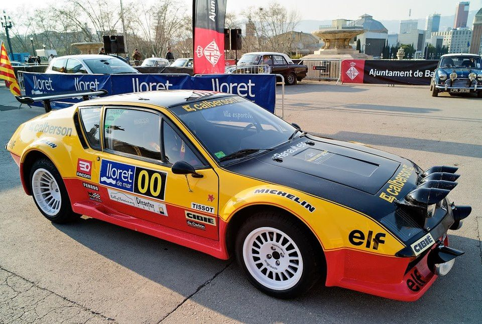 ra renault alpine a310 gr 5 v6 calberson 0 rally wrc pinterest rally rally car and cars. Black Bedroom Furniture Sets. Home Design Ideas