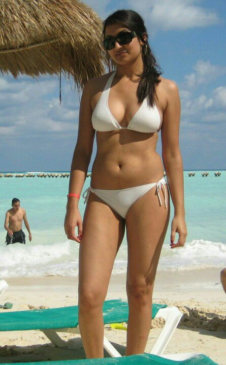 Are not Desi bikini girls think