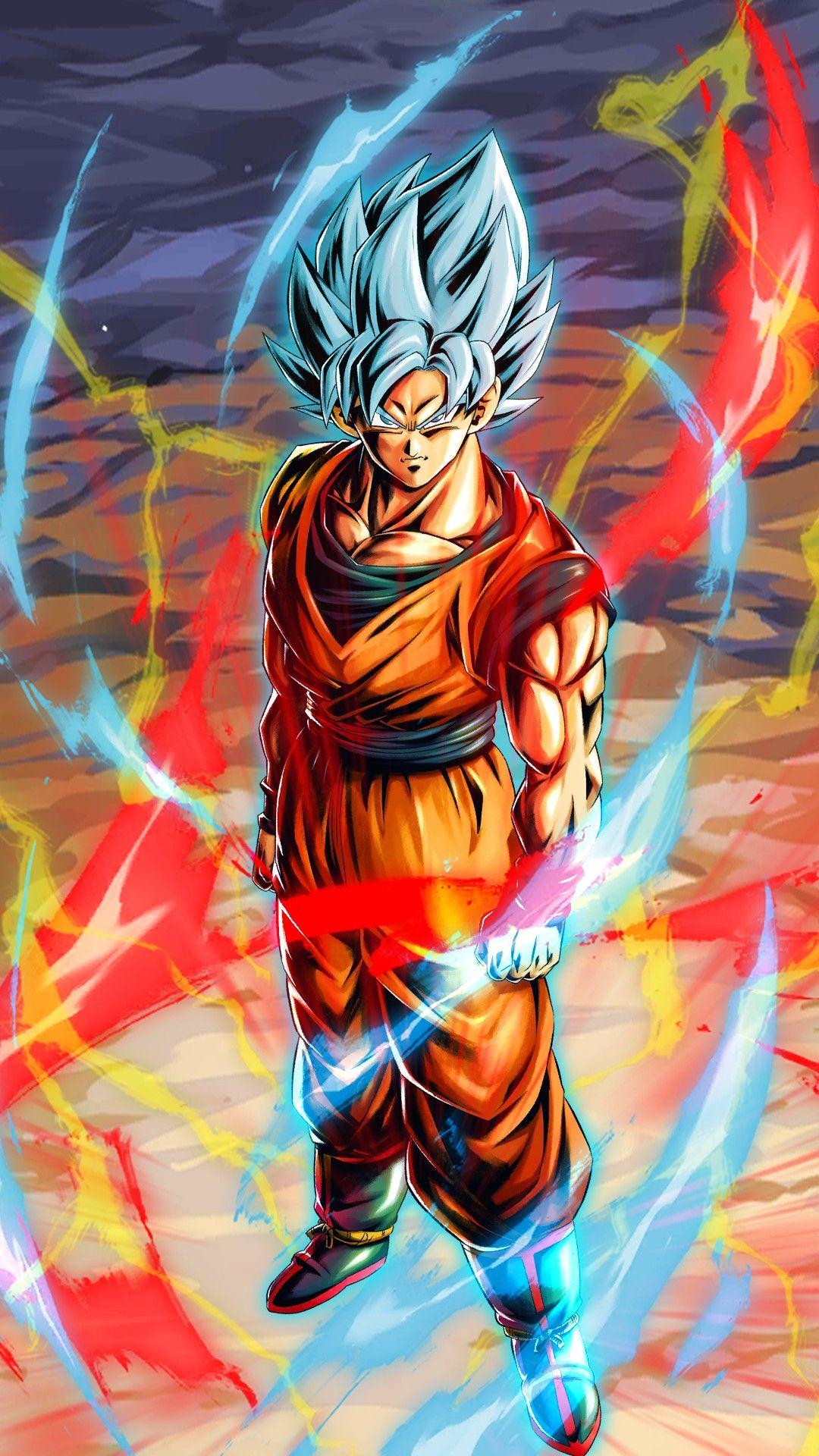 Goku Super Saiyajin Blue Figuras De Goku Personajes De Goku Pantalla De Goku