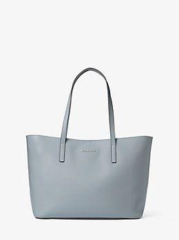 Emry Medium Leather Tote Bag By Michael Kors Handbags Michael Kors Tote Bag Bags