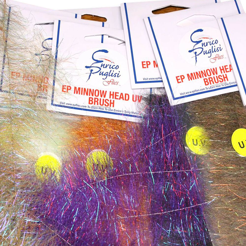 12 Dubbing Colors fly tying ORIGINAL Hareline Hare/'s Ear Dub Dispenser