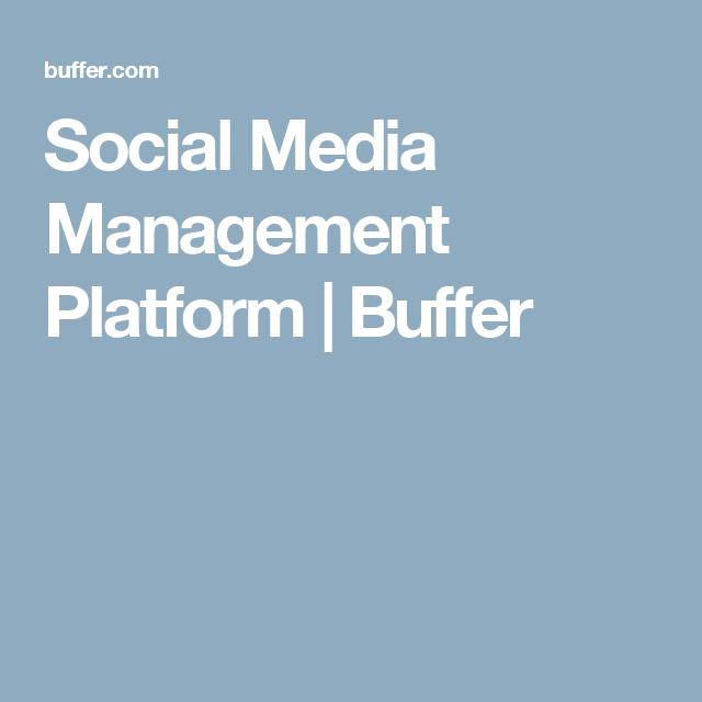 Social Media Management Platform  Buffer  Vintage Magazines
