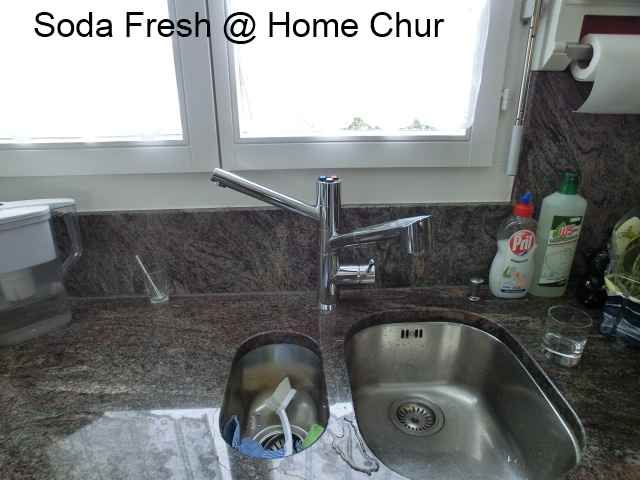 Soda Fresh Home Chur Kuchenarmaturen Pinterest Chur