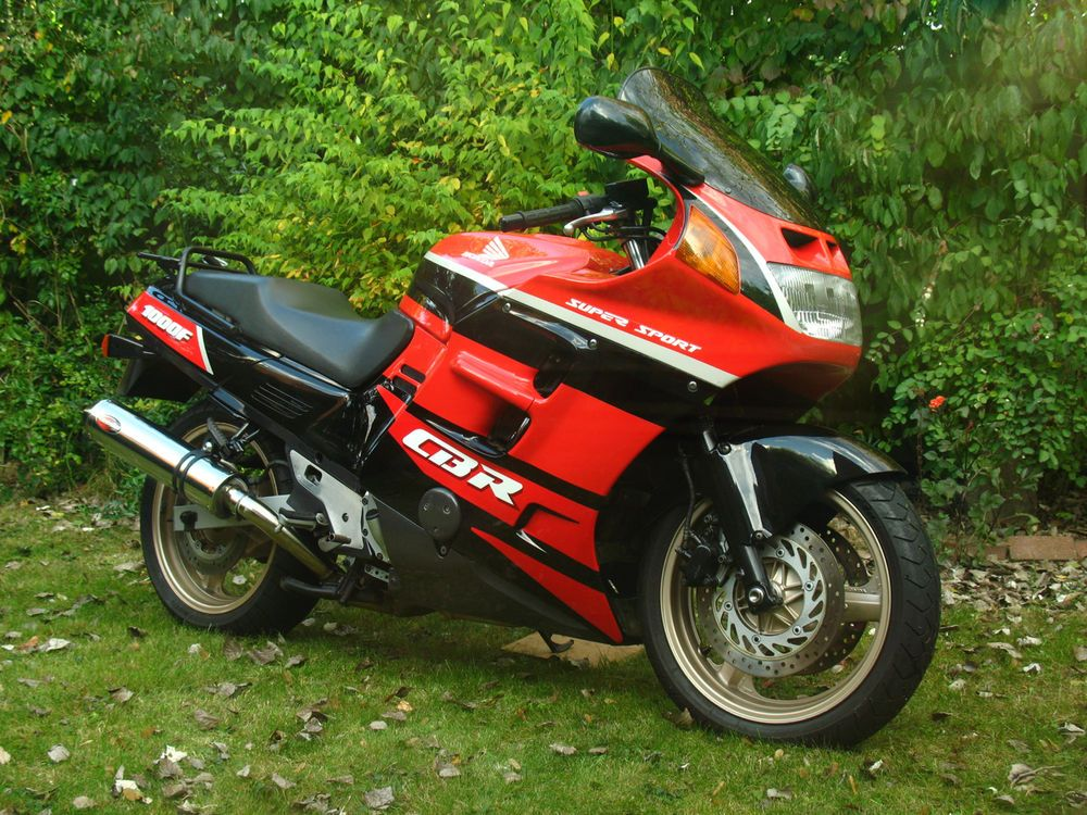 HONDA CBR1000F 1992 motorcycle, CBR 1000 F for sale on eBay | Honda