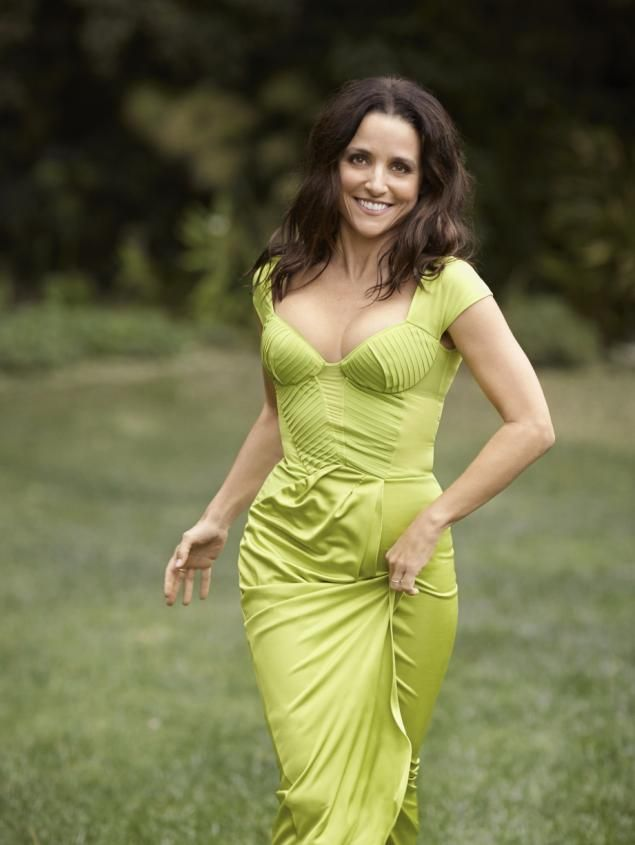 6082fc0d9d724 Veep' star Julia Louis-Dreyfus gushes on her love of acting in the ...