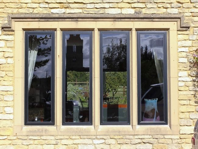 High Performance Aluminium Windows Designed By St Albans Leading Installer To Give Clients A Technically Innovative Product That Has Fast Become Modern