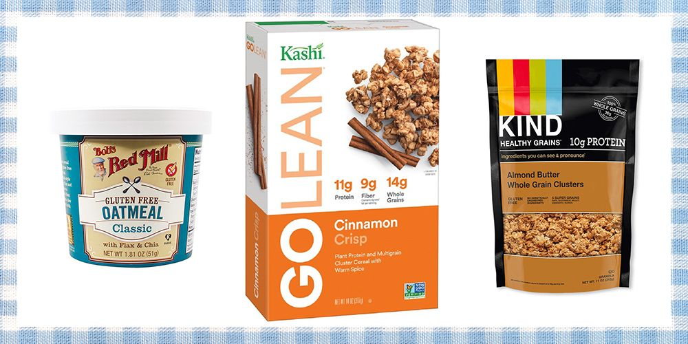 30 best healthy wholegrain cereals to add to your grocery