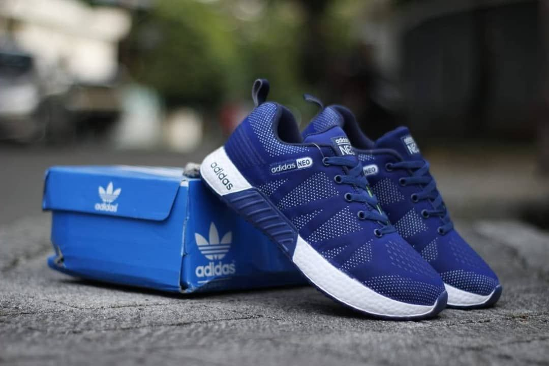 Real Picture Grade Quality Adidas New Zoom Size 39 44 Rp 200 000