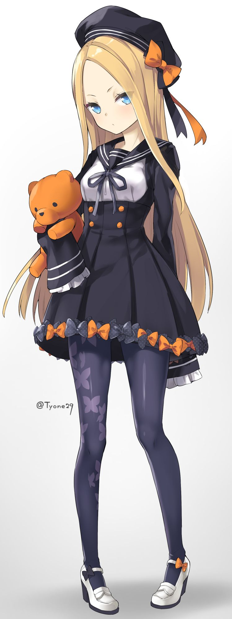 abigail williams character