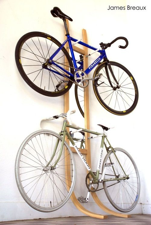 bike rack by james breaux - Indoor Bike Rack