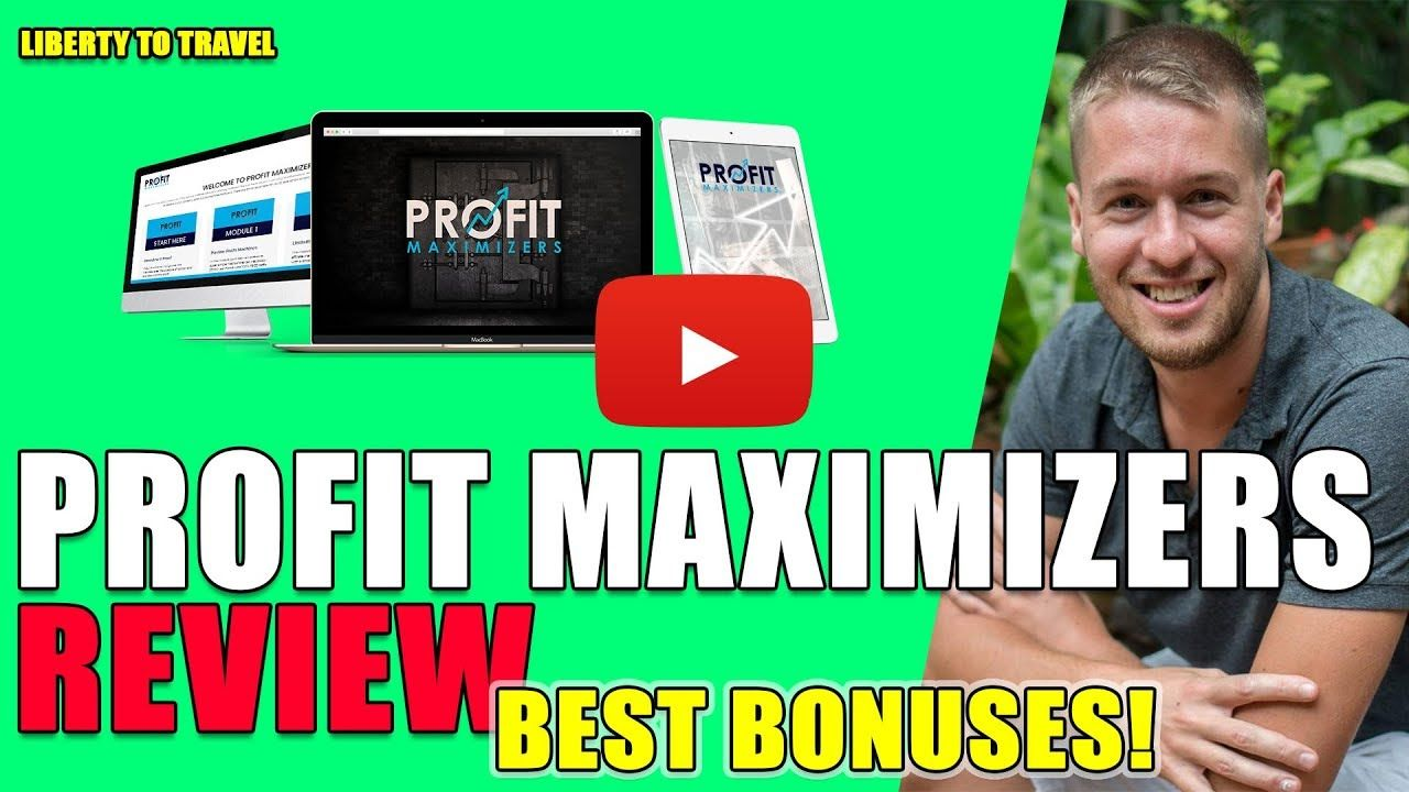 Profit Maximizers Review 🛑 STOP 🛑 YOU 1001 HAVE TO