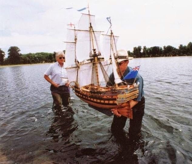 Model Ships and Nautical Decor for Interior Design   Nautical Handcrafted Decor Blog