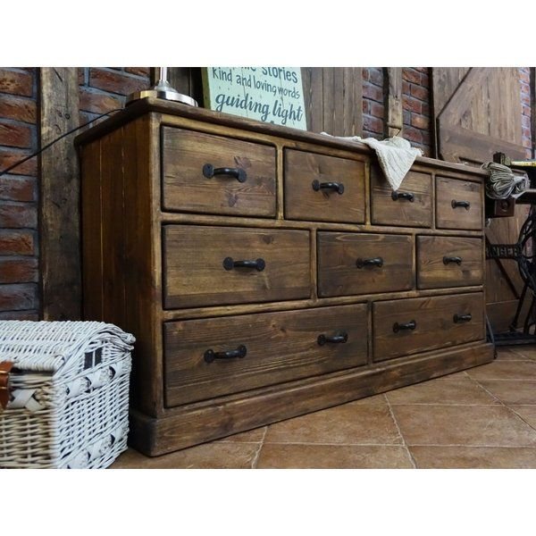 Sideboard Rustikal In 2019 Mobel Chest Of Drawers Rustic