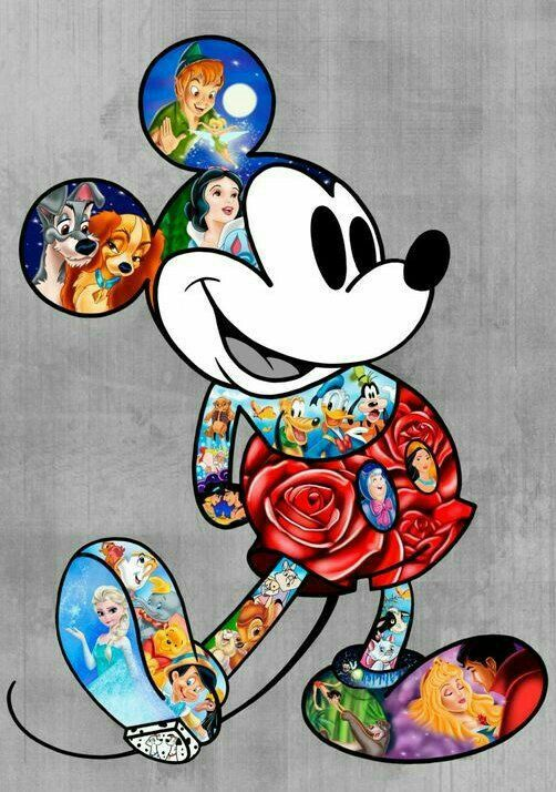 Mickey mouse disney pinterest fondos fondos de for Protectores animados