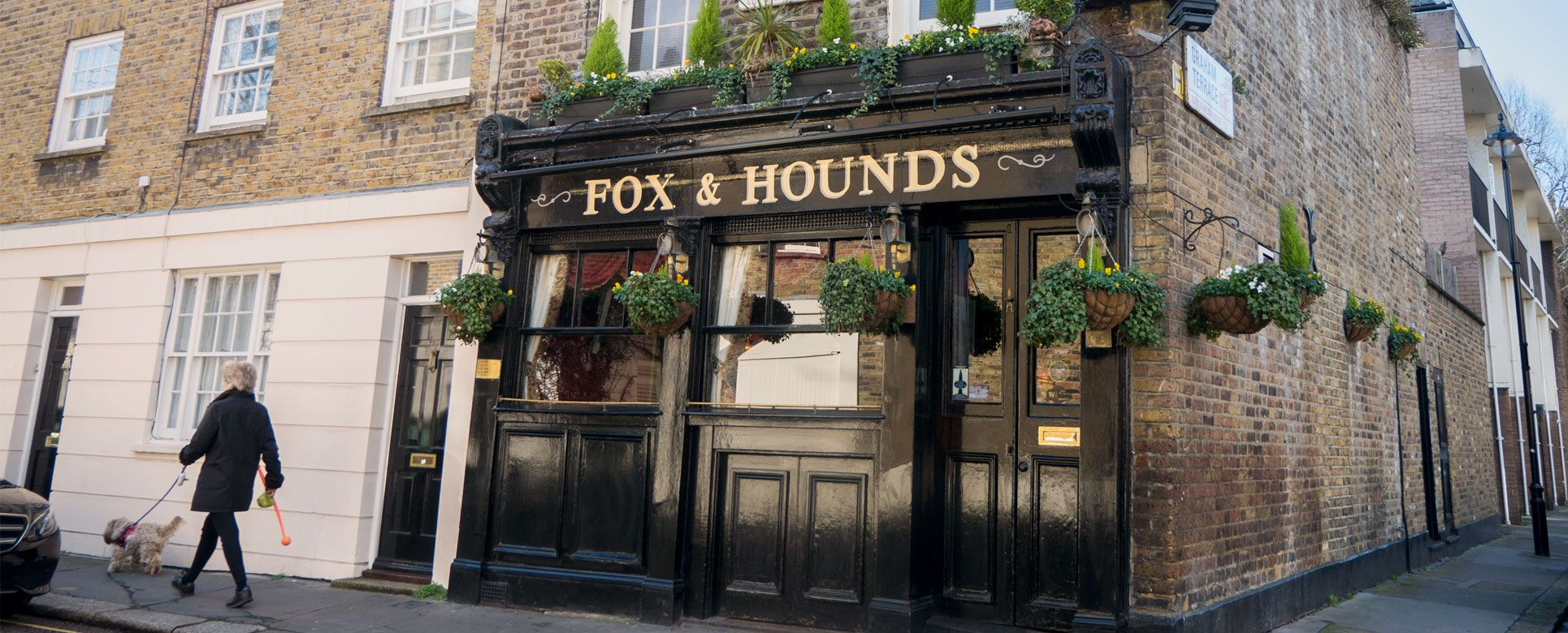 Central London Pubs With Beer Gardens