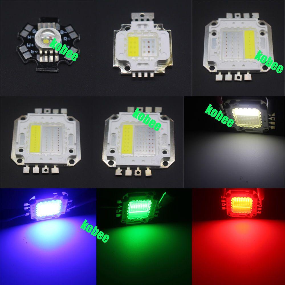 099 4w 10w 20w 30w 50w Rgbw Rgb White High Power Led Module The Circuit Diagram Of Fluorescent Lamp Light