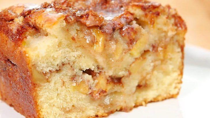 Easy-As-Pie! This Farmhouse Apple Bread Is So Addicting ...