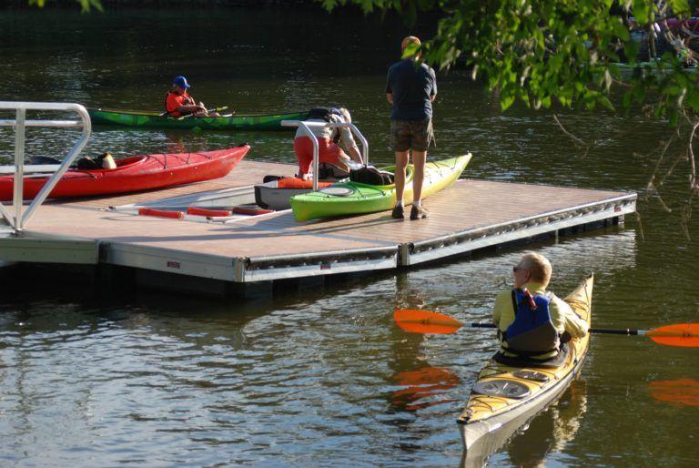 Bethlehem henry hudson park will have kayaks available