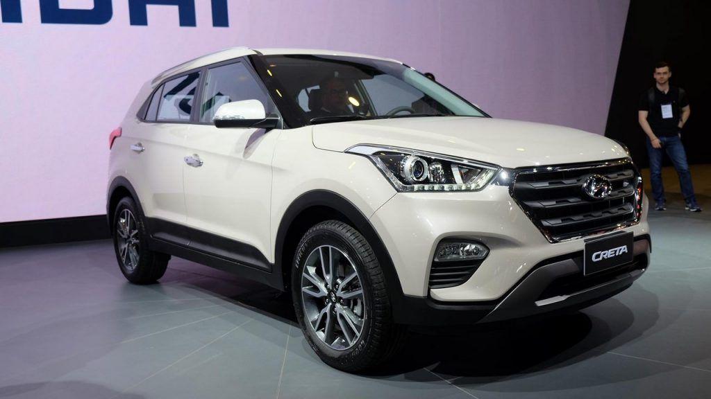 New Hyundai Creta Facelift Debuts At Sao Paulo Auto Show New