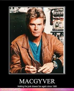 macgyver quotes google search - Macgyver Halloween Costume