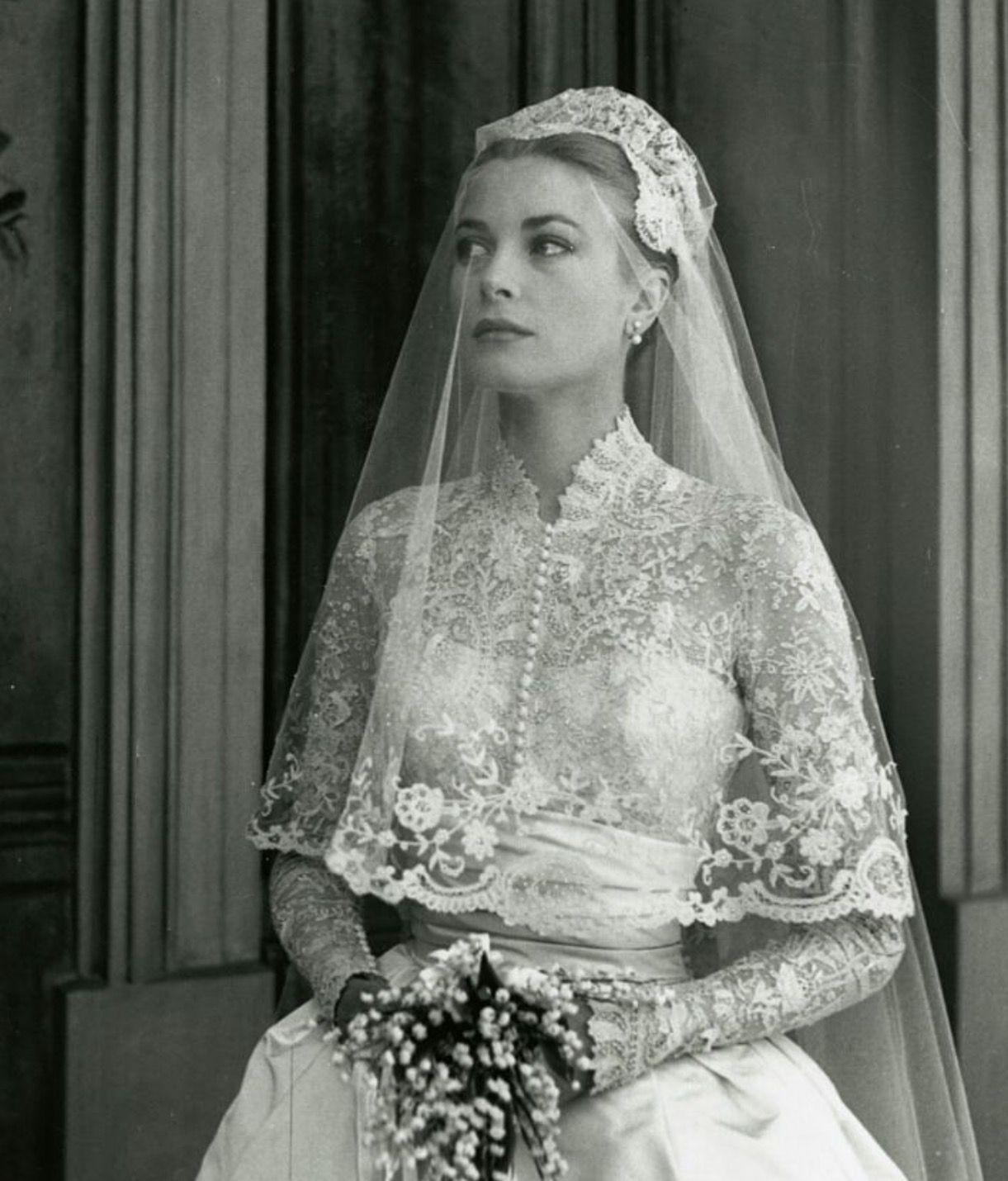 Princess Grace wedding day | Fab old time movie Vixens & Men. 1800\'s ...