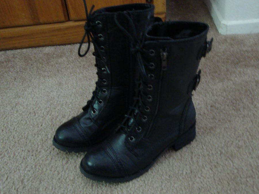hitapr.org cute combat boots (04) #combatboots | Shoes | Pinterest ...