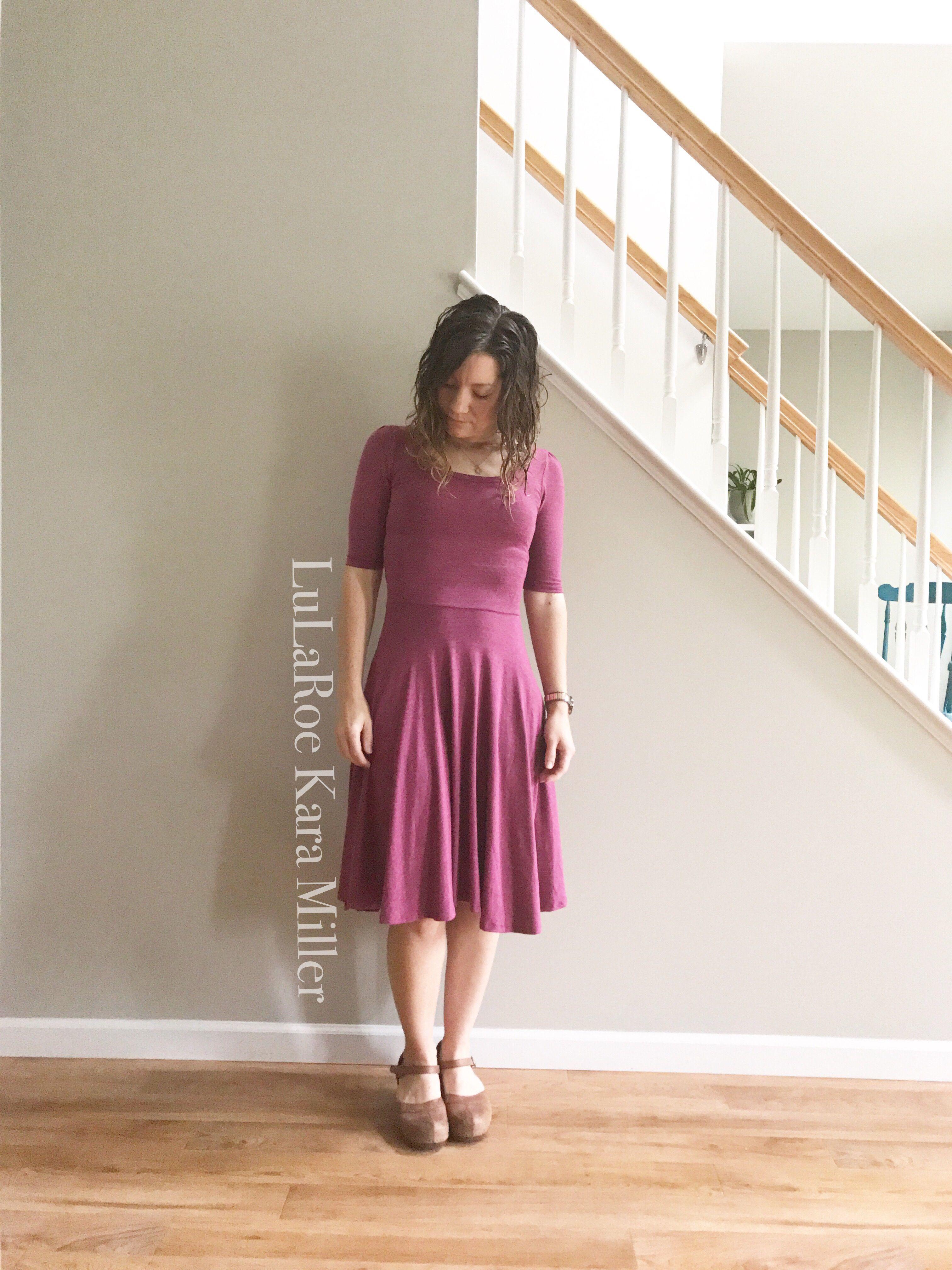 LuLaRoe heathered Nicole dress with Dansko sandal clogs for summer fashion trends and style inspiration!  Shop here: https://www.facebook.com/groups/LularoeKaraMiller/