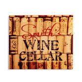 Found it at Wayfair - Wine Cellar Bar Sign