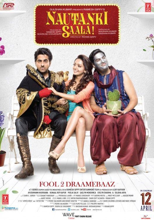 Nautanki Saala! 720p download movies