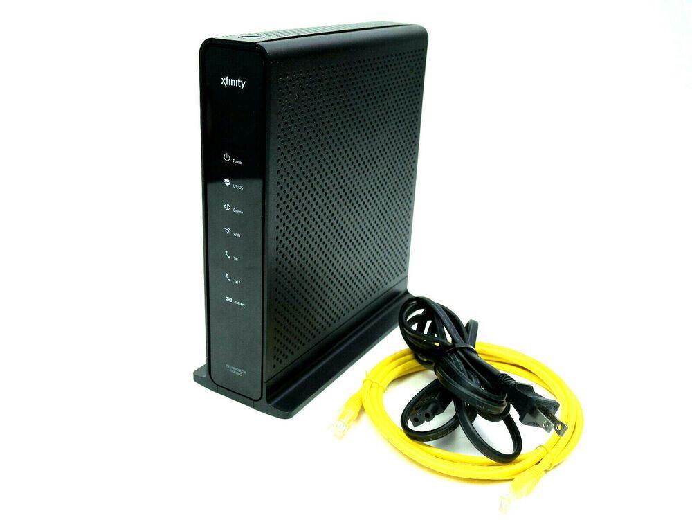 TECHNICOLOR TC8305C WIRELESS N ROUTER COMCAST Xfinity WiFi