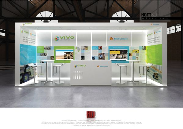 Exhibition Stand Design Kenya : Vivo energy mining indaba exhibitions