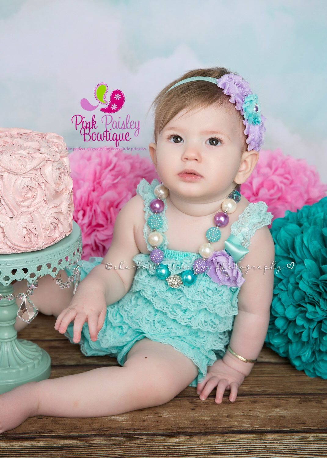 8d0f7a6a864 Baby Girl Chunky Necklace