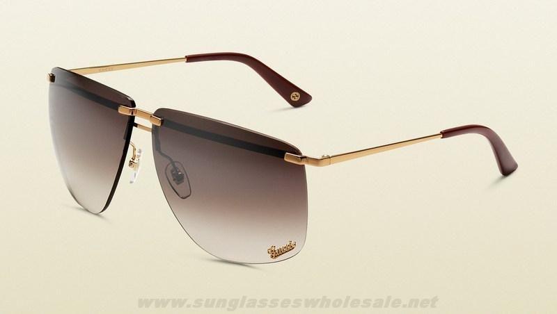 Authentic Gucci GG 4226 S Women 80 S Style Copper Gold Sunglasses Save 161 Off