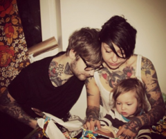 Tattooed parents tumblr fer tography pinterest for Parents against tattoos