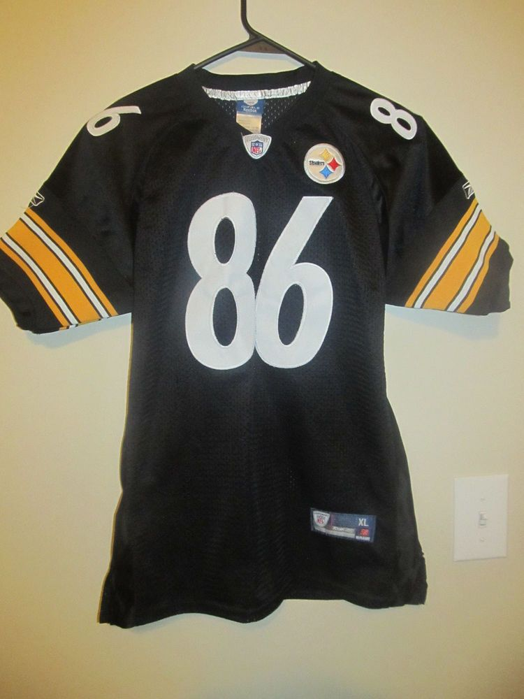 Details about Hines Ward #86 Pittsburgh Steelers Authentic
