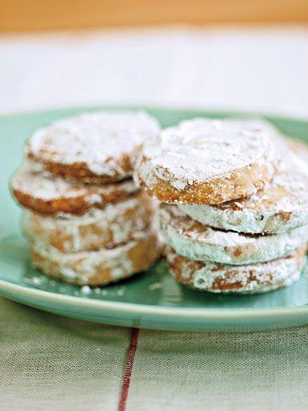 Get the Recipe!: Jessica Szohr's Silver Dollar Cookies