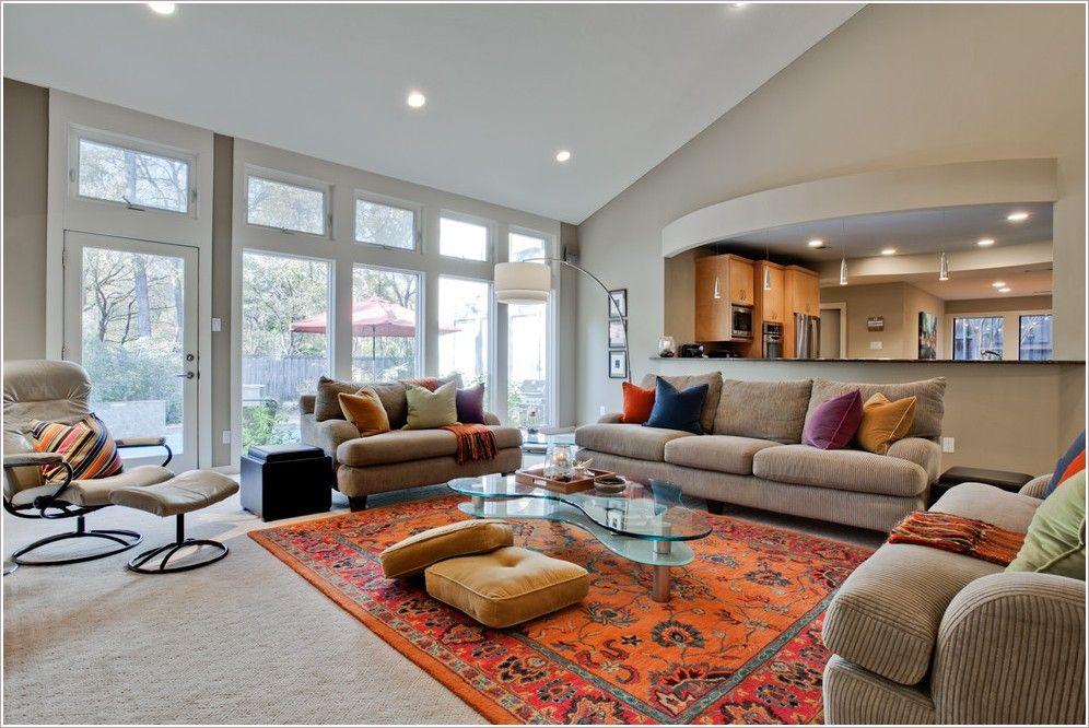 Kitchen Design : Living Room Contemporary Dallas Area Rug Art ...