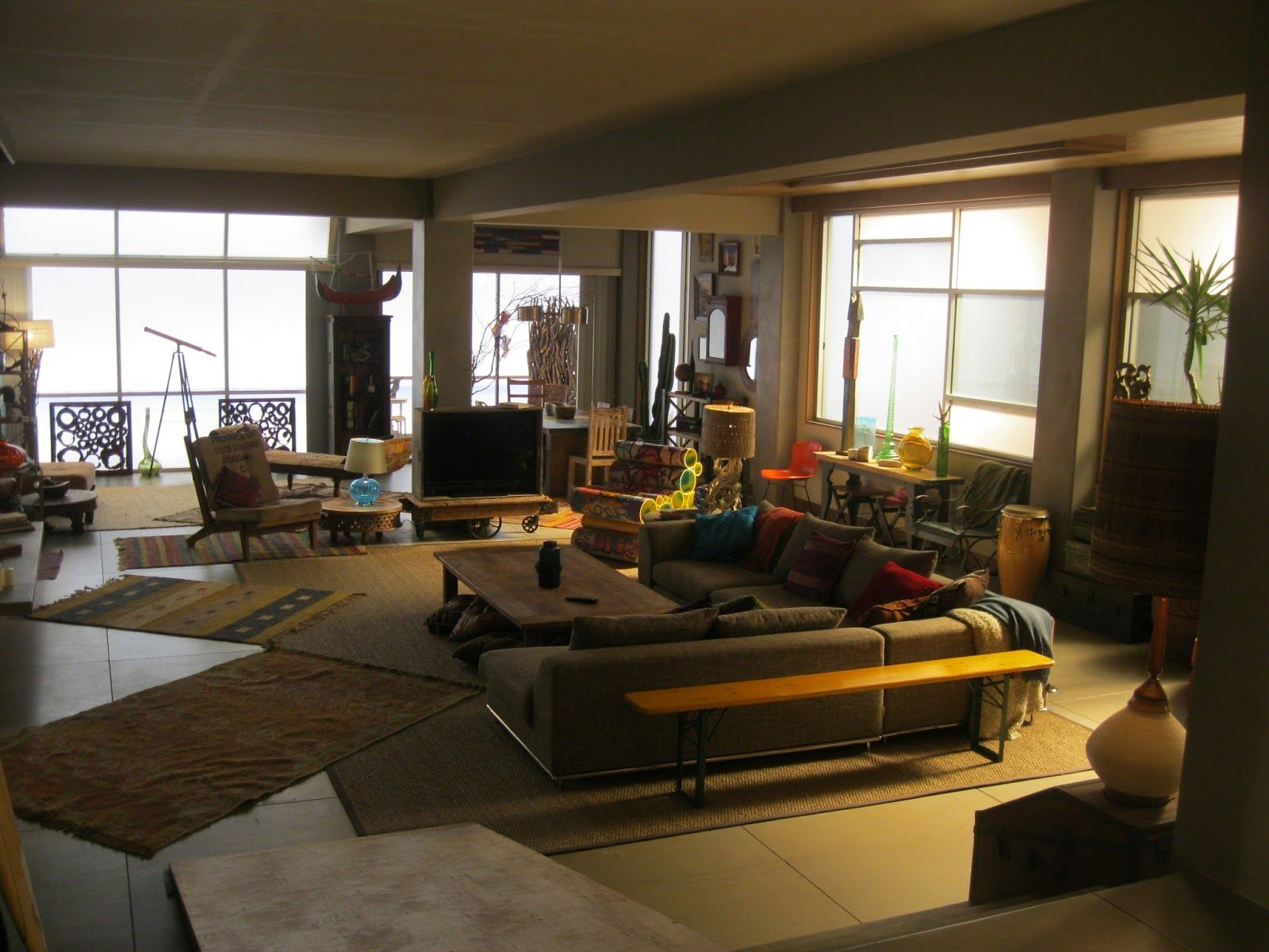 Home Design Tv Shows graceland tv show images | tv feeds my family: set visit