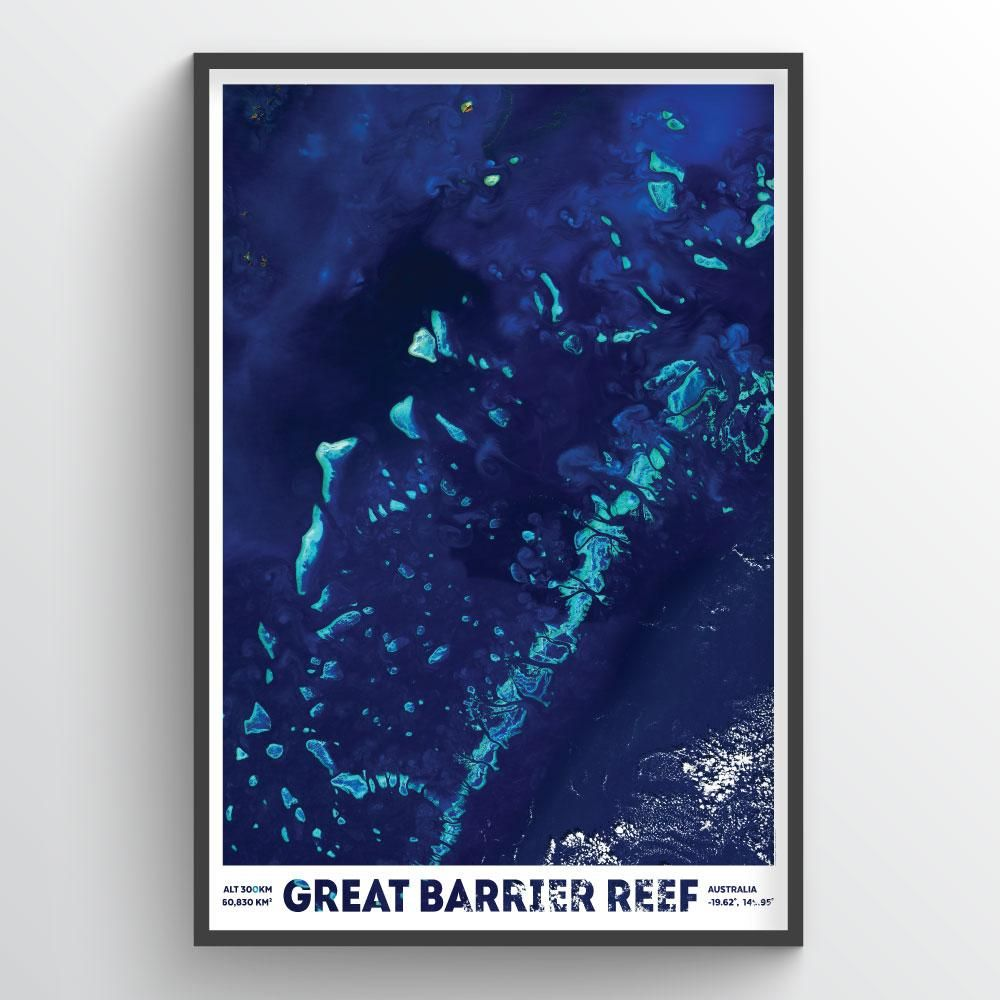 Great Barrier Reef Earth Photography Earth Photography Large Photo Prints Unique Art Prints